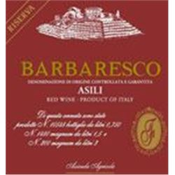 12xBarbaresco Asili Riserva Bruno Giacosa 2007  (750ml)