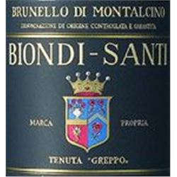 12xBrunello di Montalcino Biondi Santi 2010  (750ml)