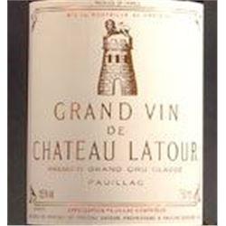 12xChateau Latour 1996  (750ml)