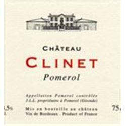23xChateau Clinet 1995  (750ml)