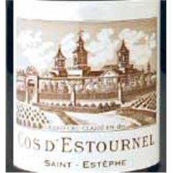 12xChateau Cos d`Estournel 1995  (750ml)