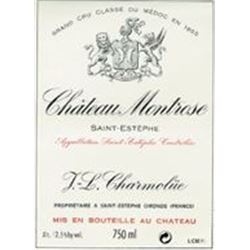 12xChateau Montrose 1995  (750ml)
