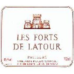 12xLes Forts de Latour 1996  (750ml)
