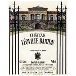 12xChateau Leoville Barton 2000  (750ml)