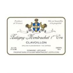 12xPuligny Montrachet Clavoillon Domaine Leflaive 2013  (750ml)
