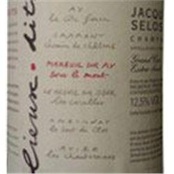 6xJacques Selosse Blanc de Noirs Sous le Mont NV  (750ml)