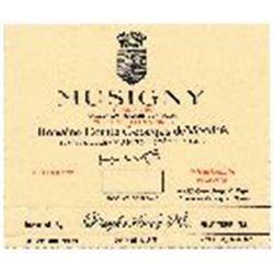 2xMusigny Vieilles Vignes Comte Georges de Vogue 1972  (750ml)