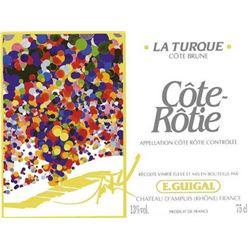 1xCote Rotie La Turque Guigal 1985  (750ml)
