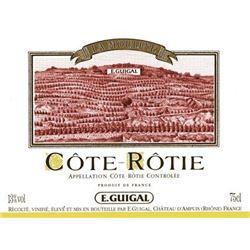 4xCote Rotie La Mouline Guigal 1989  (750ml)