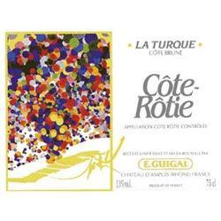 3xCote Rotie La Turque Guigal 1990  (750ml)