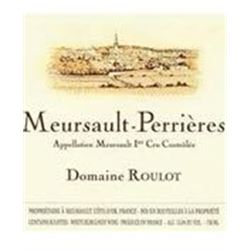 2xMeursault Perrieres Guy Roulot 2010  (750ml)
