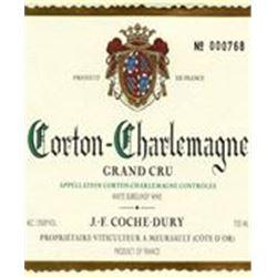 6xCorton Charlemagne Coche-Dury 2004  (750ml)