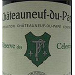 12xChateauneuf du Pape Reserve des Celestins Henri Bonneau 1990  (750ml)