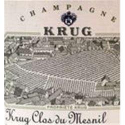 6xKrug Clos du Mesnil 1996  (750ml)