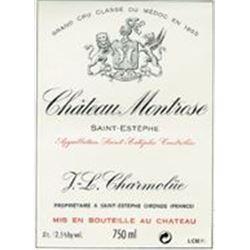 3xChateau Montrose 1990  (750ml)
