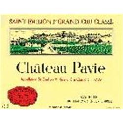 12xChateau Pavie 2000  (750ml)