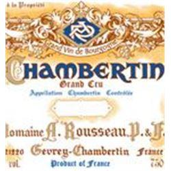 2xChambertin Armand Rousseau 1969  (750ml)