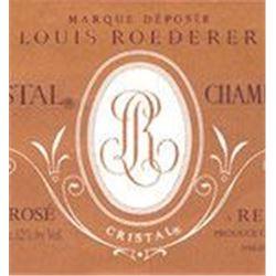 1xLouis Roederer Cristal Rose 1976  (1.5L)