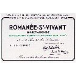 1xRomanee St Vivant Domaine de la Romanee Conti 1990  (750ml)