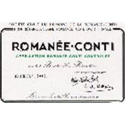 6xRomanee Conti Domaine de la Romanee Conti 1996  (750ml)