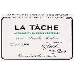 1xLa Tache Domaine de la Romanee Conti 2012  (750ml)