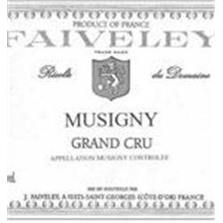 4xMusigny Faiveley 2002  (750ml)