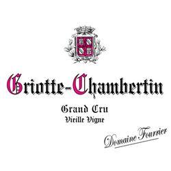 3xGriotte Chambertin Vieilles Vignes Domaine Fourrier 2011  (750ml)