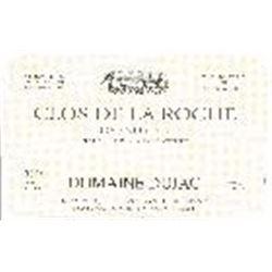 3xClos de la Roche Dujac 2012  (750ml)
