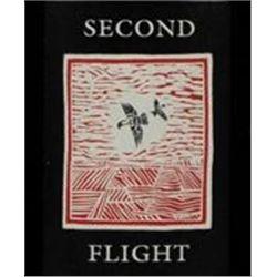 1xScreaming Eagle Second Flight Assortment 2006-2009 8 bottles  (750ml)