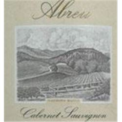 6xAbreu Vineyards Madrona Ranch Cabernet Sauvignon 2012  (750ml)