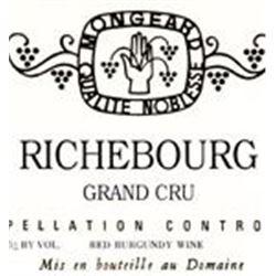 4xRichebourg Mongeard-Mugneret 1985  (750ml)