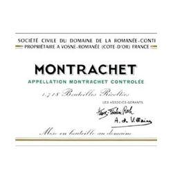 2xMontrachet Domaine de la Romanee Conti 2001  (750ml)