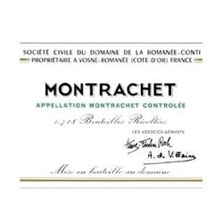 1xMontrachet Domaine de la Romanee Conti 2003  (750ml)