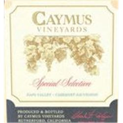 12xCaymus Vineyards Special Selection Cabernet Sauvignon 1990  (750ml)