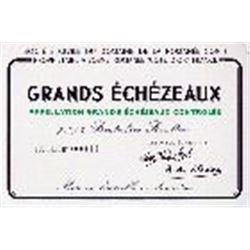 2xGrands Echezeaux Domaine de la Romanee Conti 1964  (750ml)