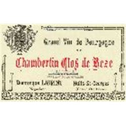 11xChambertin Clos de Beze Dominique Laurent 1992  (750ml)