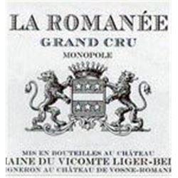 1xLa Romanee Liger-Belair 2002  (750ml)