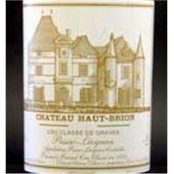 1xChateau Haut Brion 1986  (3L)