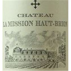 3xChateau La Mission Haut Brion 1986  (1.5L)