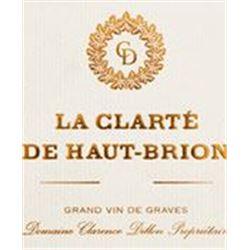 1xLa Clarte De Haut Brion Blanc 2013  (6L)