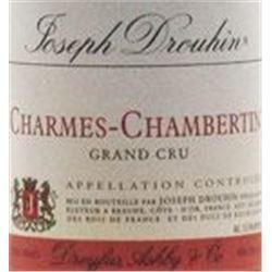 12xCharmes Chambertin Joseph Drouhin 2005  (750ml)