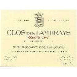 12xClos des Lambrays Domaine des Lambrays 2005  (750ml)