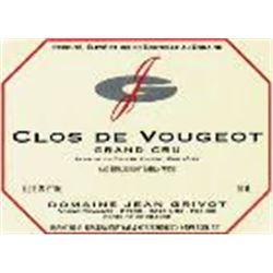 12xClos Vougeot Jean Grivot 2012  (750ml)