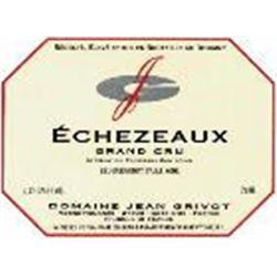 6xEchezeaux Jean Grivot 2012  (750ml)
