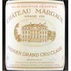 6xChateau Margaux 1986  (750ml)