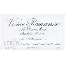 6xVosne Romanee Les Beaux Monts Domaine Leroy 2005  (750ml)