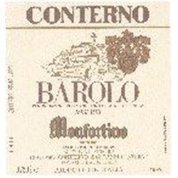 2xBarolo Monfortino Riserva Giacomo Conterno 2001  (750ml)