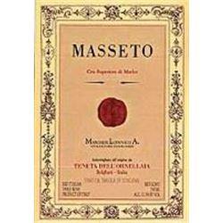3xMasseto 2003  (750ml)