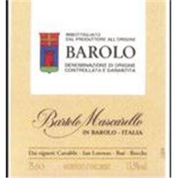 1xBarolo Bartolo Mascarello 1989  (1.5L)