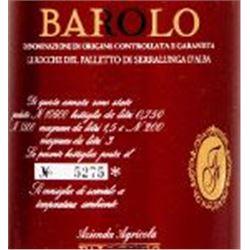 3xBarolo Riserva Rocche di Falletto Bruno Giacosa 2004  (750ml)